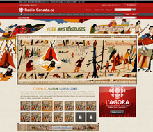 Frenchshore Tapestry Interactive project